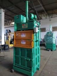 Título do anúncio: Prensa Hidráulica Para Prensagem de Fardos da Reciclagem