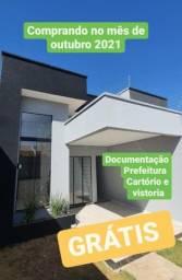 Título do anúncio: Linda Casa 2Q 1suíte  Residencial Recanto do bosque