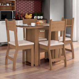 Título do anúncio: Mesa C/4 Cadeiras Milano