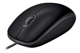 Mouse Logitech M110 Cliques Silenciosos Usb - Loja Natan Abreu