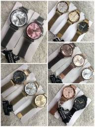 Título do anúncio: Relógios a Prova d'água Feminino