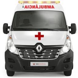 Título do anúncio: Ambulância para  Remoção e Eventos Pernambuco