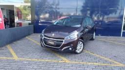 Título do anúncio: PEUGEOT 208 ALLURE 1.6 FLEX 16V  AUTOMATICO 2017