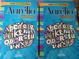 Dicionário Aurélio Júnior novo
