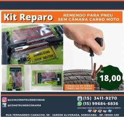 Título do anúncio: Kit De Reparo De Pneu