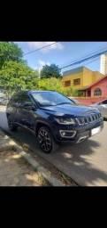 Título do anúncio: Jeep Compass limited 2.0