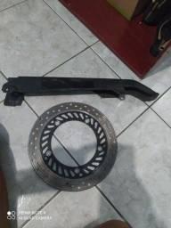 Disco de freio cb 300