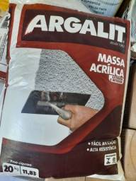 Oferta massa acrílica 20kg elit na Cuiabá Tintas
