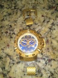 Relógio invicta sem pulseira. barato 200 reais