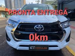 Título do anúncio: Hilux SRV 2.8TDi 4X4 0km Pronta Entrega