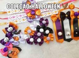 Título do anúncio: Acessórios Pet Halloween para banho e tosa
