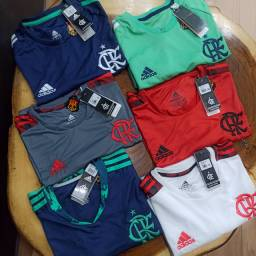 Camisas do Flamengo Variadas