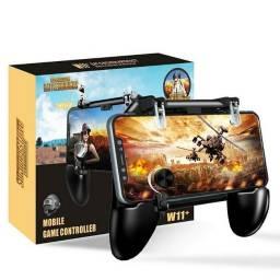 Gamepad W11+ Controle Para Celular Pubg Free Fire Cod mobile ff