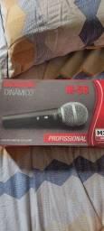 Título do anúncio: Microfone novinho