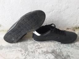 Sapato confortável e em ótimas condições de uso.