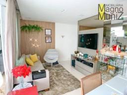 Título do anúncio: Edifício Parc Vitória - Apartamento com 2 dormitórios à venda, 77 m² por R$ 560.000 - Enge