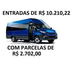 Título do anúncio: Vende-se van e ônibus