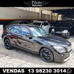 BMW X1 Xdrive 28i 3.0 4x4 Blindada  GASOLINA AUTOMÁTICO 2010