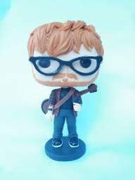 Boneco Ed Sheeran biscuit