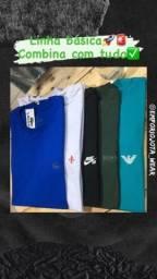Título do anúncio: Camisetas