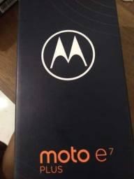 Título do anúncio: Moto E7 plus