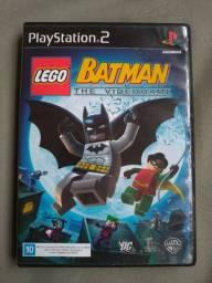 Jogo PS2 Playstation 2 original Batman Lego