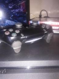 Vendo Controle Ps4 Original usado (Jet Black)