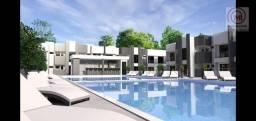 Apartamento à venda, 68 m² por R$ 217.660,00 - Coroa Vermelha - Santa Cruz Cabrália/BA