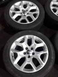 Rodas de jeep renegade