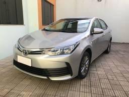 Corolla Gli Upper 2019 Único Dono Automatico Particular