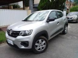 Título do anúncio: Renault Kwid 1.0 12V Flex Zen 4P 2020 Baixa Km