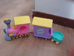 Trenzinho My Litlle Poney