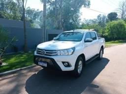 Toyota Hilux 2.8 Tdi Deve Cab. Dupla 4*4 Ano 2018