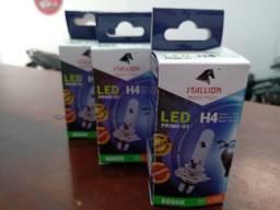 Lâmpada led H4 cavalinho