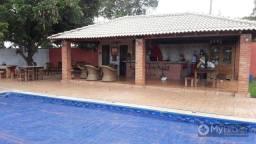 Chácara com 6 dormitórios à venda, 2300 m² por R$ 1.800.000 - Condomínio Parque dos Cisnes