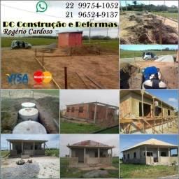 Título do anúncio: I. Construção Civil em geral, Pedreiro, Serralheria, Pintura, Grafia