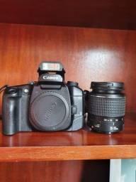 Título do anúncio: Câmera canon EOS 30 analógica
