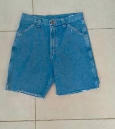 Título do anúncio: bermuda jeans vintage