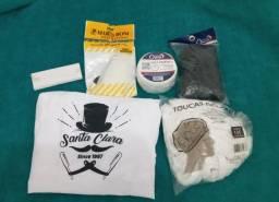 Título do anúncio: Kit vendo kit para barbeiro ou cabeleireiro