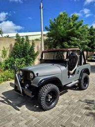 Título do anúncio: Jeep Willis 1966 melhor do Brasil