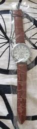 Título do anúncio: Relógio de Pulso na cor marrom