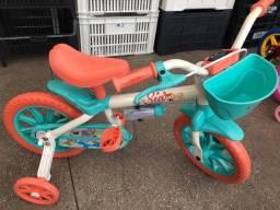 Título do anúncio: Bicicleta aro 12 estar 250 reais cada promoção