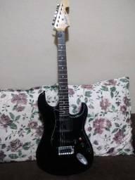 Título do anúncio: Guitarra Stratocaster Memphis Tagima MG32 (com capa e cabo P10)