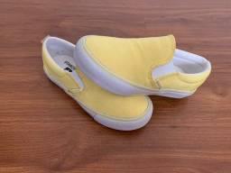 Título do anúncio: Tênis Starzinho Amarelo - entrego e passo cartão, pix