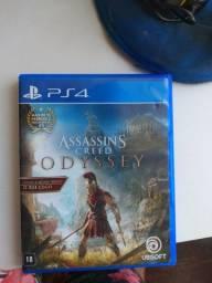 Jogo PS4 assasssins Creed odissey