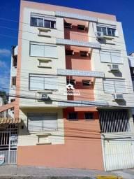 Apartamento à venda com 1 dormitórios em Nossa senhora de fátima, Santa maria cod:100522