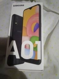 Caixa do celular A 01