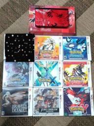 Vendo Nintendo 3DS + 8 jogos