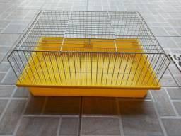 Título do anúncio: Gaiola para roedores (porquinho da índia e mini coelho).