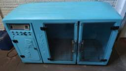 Título do anúncio: Maquina de Secar Animais Kyklon 110v Azul